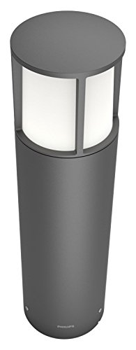 Philips myGarden LED Sockelleuchte Stock Aluminium 6 W Grau 164669316